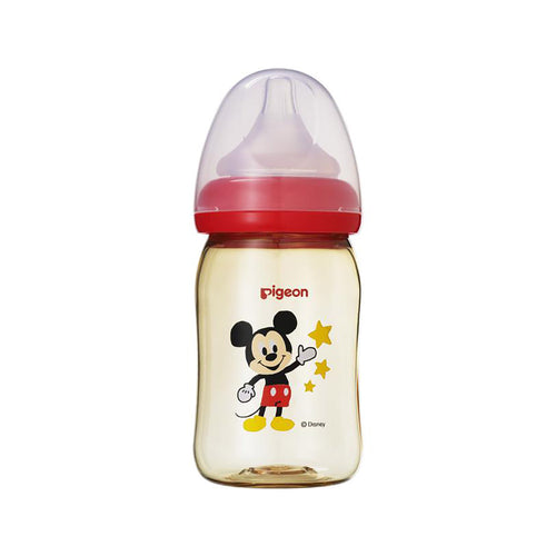 SofTouch™ Wide Neck PPSU Nursing Bottle Disney Mickey, 160ml