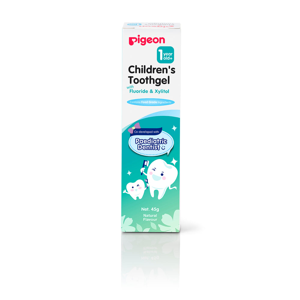 Children's Toothgel Natural