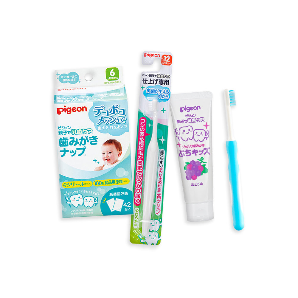 Advanced Oral Care Kit (Blue, Grape)