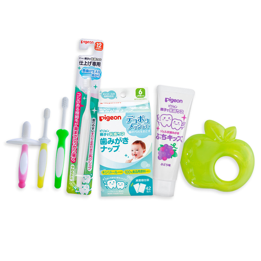 All In One Oral Care (Fruits - Grape/Apple)