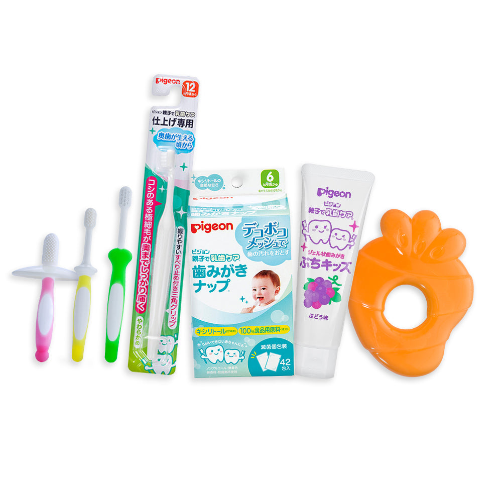 All In One Oral Care (Fruits - Grape/Carrot)