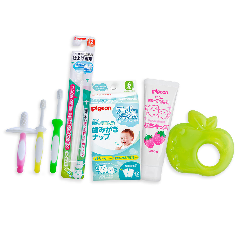 All In One Oral Care (Fruits - Strawberry/Apple)