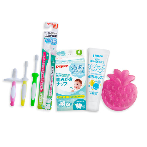 All In One Oral Care (Fruits - Xylitol/Strawberry)