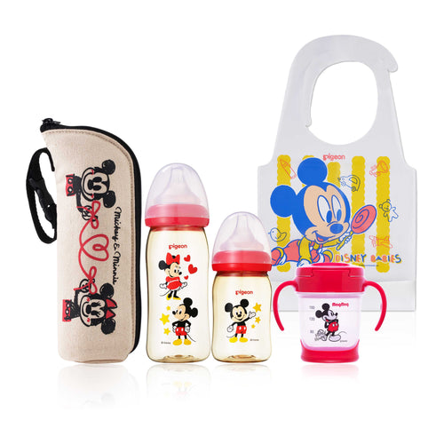 Exclusive Disney Gift Set Mickey & Minnie