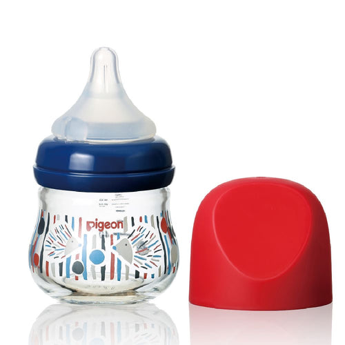 SofTouch™ My Precious Glass Nursing Bottle Hedgehog 80ml