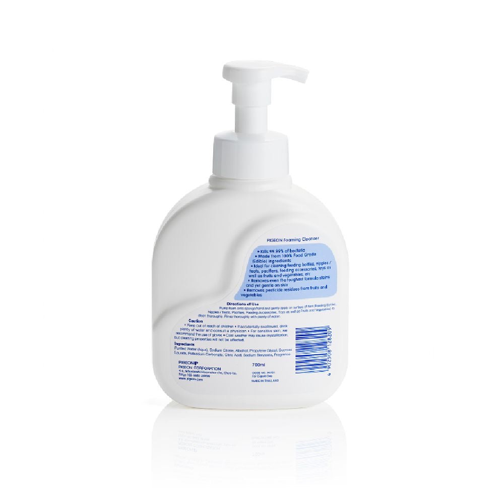 Liquid Cleanser Foam Type 700ml