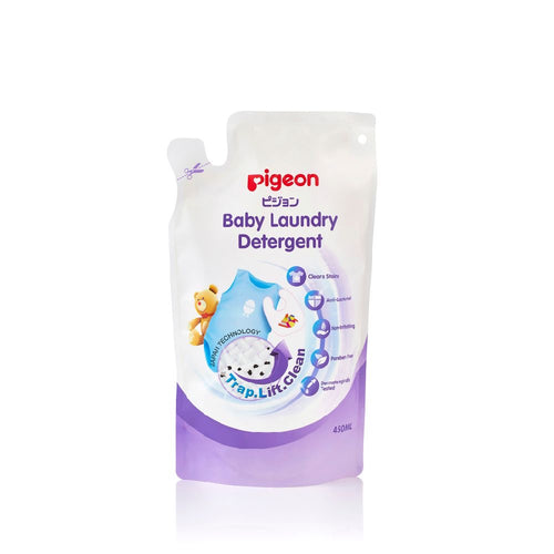 Baby Laundry Detergent 450ml Refill