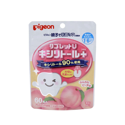 Oral Care Tablets Peach