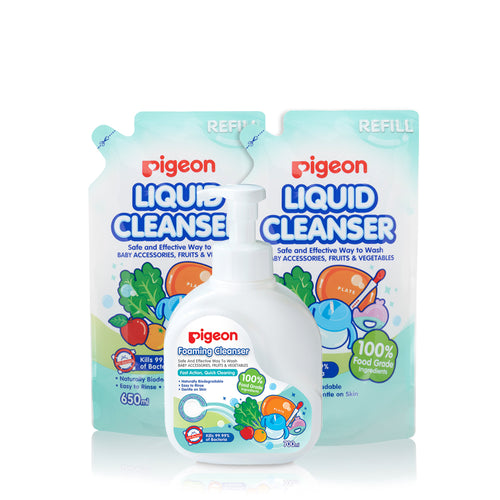 Liquid Cleanser Kit