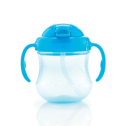 Mag Mag Straw Cup - Sky Blue