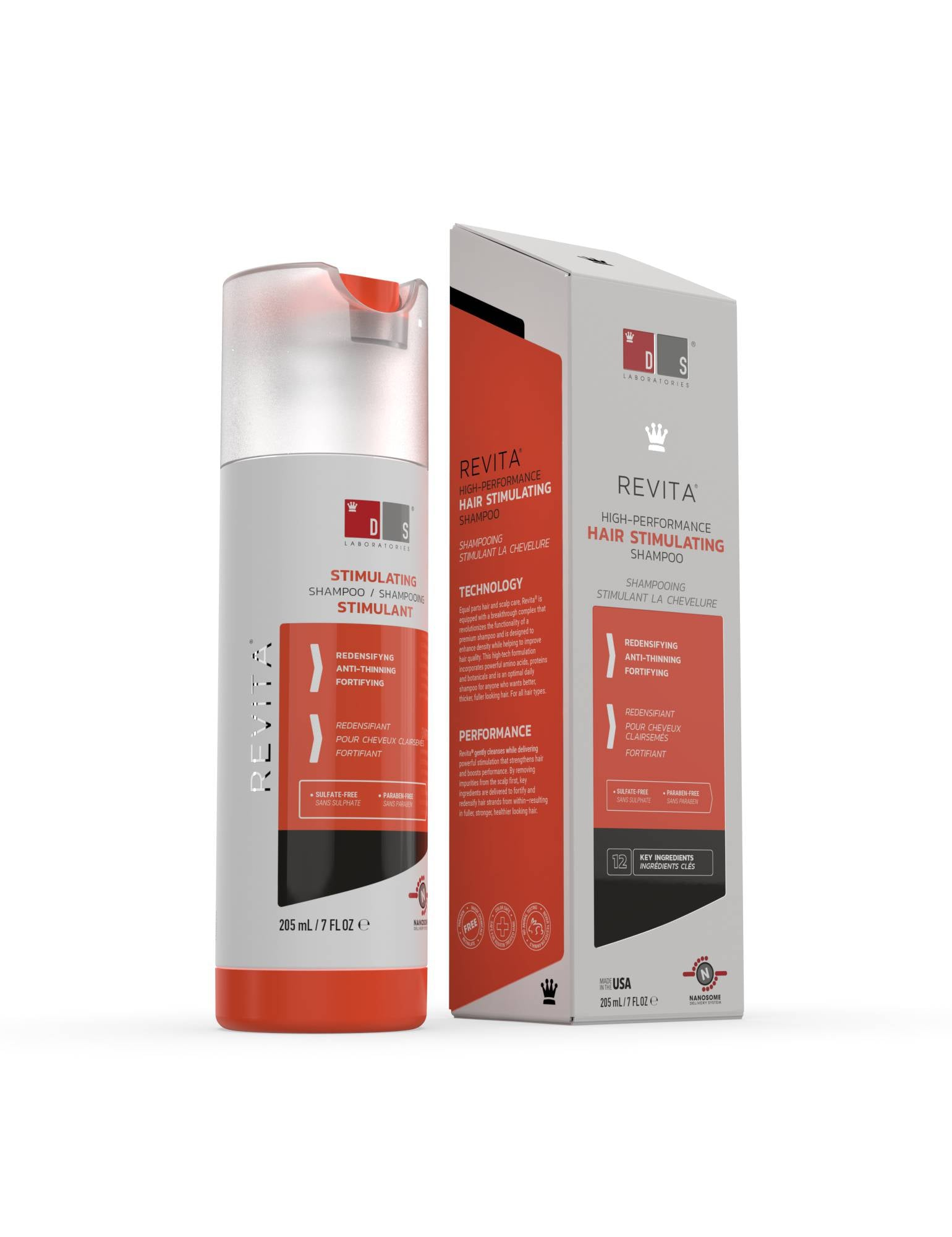 Revita | High-Performance Hair Stimulating Shampoo test