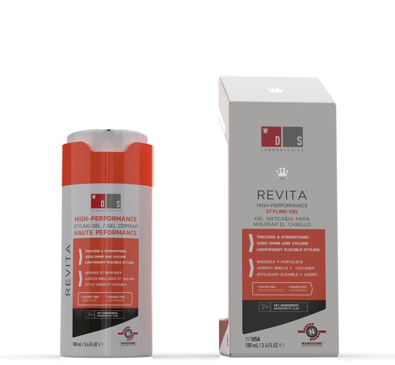 Revita | High-Performance Styling Gel