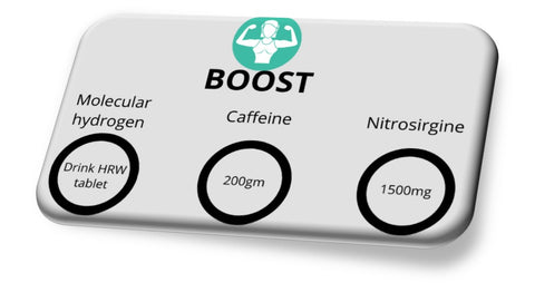 BOOST Energy and Pre-Workout Drink