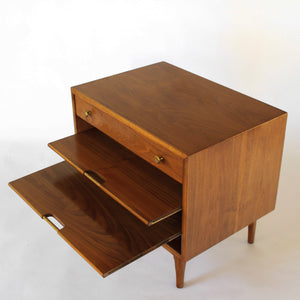 Mid Century Kipp Stewart for Drexel Magazine Side Table - Vintage 1960 Furniture