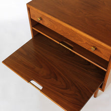 Load image into Gallery viewer, Mid Century Kipp Stewart for Drexel Magazine Side Table - Vintage 1960 Furniture