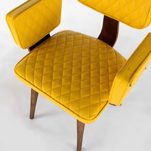Load image into Gallery viewer, RARE Thonet Bentwood Armchair Set of two (2) Mid Century Modern