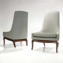 Load image into Gallery viewer, Pair of Mid-Century Lounge Chairs