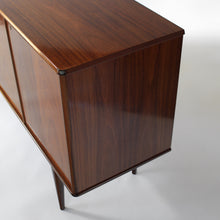 Load image into Gallery viewer, Exquisite Scandinavian Modern Sideboard / Credenza in Mahogany