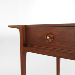Rare John Van Koert for Drexel Counterpoint Side Tables / Nightstands