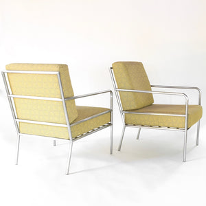 STUNNING Lounge Chairs by Richard Frinier for Brown Jordan