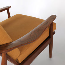 Load image into Gallery viewer, Mid Century Heywood Wakefield High Back Lounge Chair