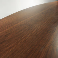 Load image into Gallery viewer, Florence Knoll Conference Table in Chrome and Walnut