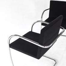 Load image into Gallery viewer, Vintage Mies van der Rohe Brno Chairs for Knoll Mid Century Modern