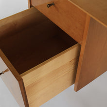 Load image into Gallery viewer, Paul McCobb Planner Group Desk in Solid Maple by Winchendon