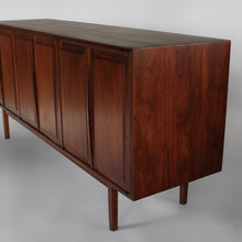 Load image into Gallery viewer, Mid Century Walnut Credenza by Jack Cartwright for Founders