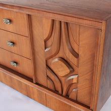 Load image into Gallery viewer, Stunning Vintage Credenza / Sideboard / Dresser