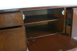 Mid-Century Walnut Credenza for John