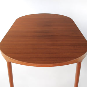 Harry Østergaard for Randers Møbelfabrik Danish Teak Dining Table