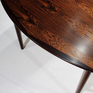 Rosewood Extension Table by Rolf Rastad and Adolf Relling for Gustav Bahus