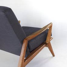 Load image into Gallery viewer, Mid Century Modern Sculptural Lounge Chair