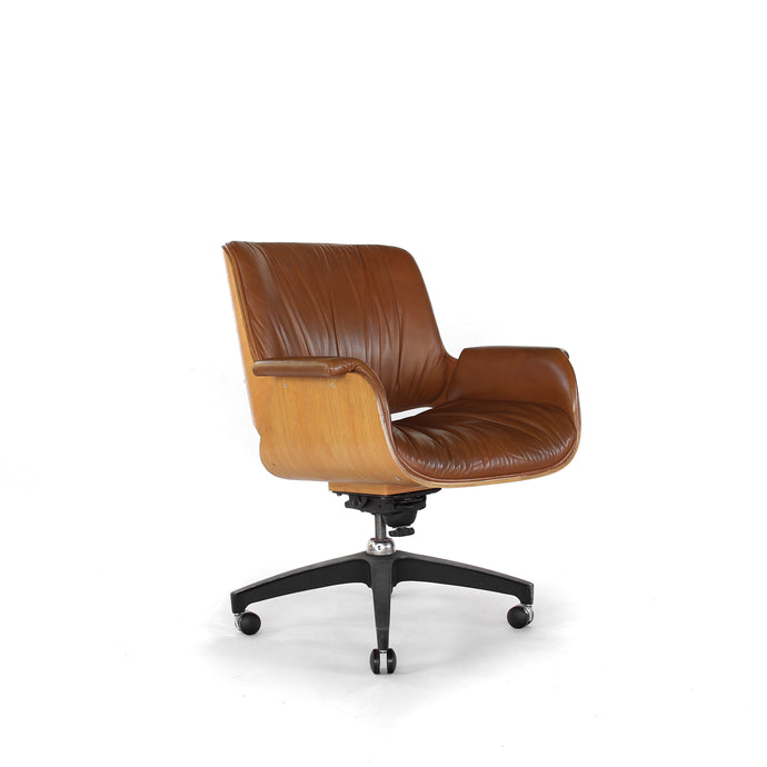 Executive Desk Chair by George Mulhauser for Plycraft