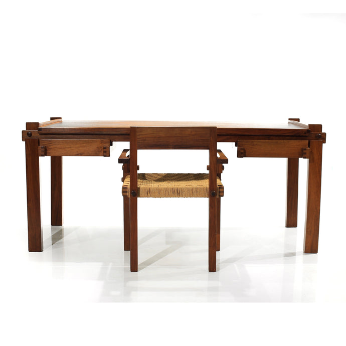 EXQUISITE Mid-Century Desk and Chair
