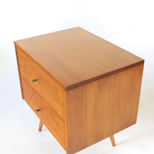 Paul McCobb Planner Group Two Drawer Nightstand for Winchendon