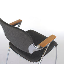 Load image into Gallery viewer, Thonet 'Golf' Chairs by Francesco Zaccone - a Pair