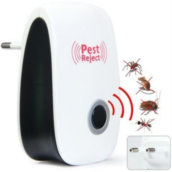Ultrasonic Pest Repeller Mosquito Killer Mouse Anti Rodent Bug Reject