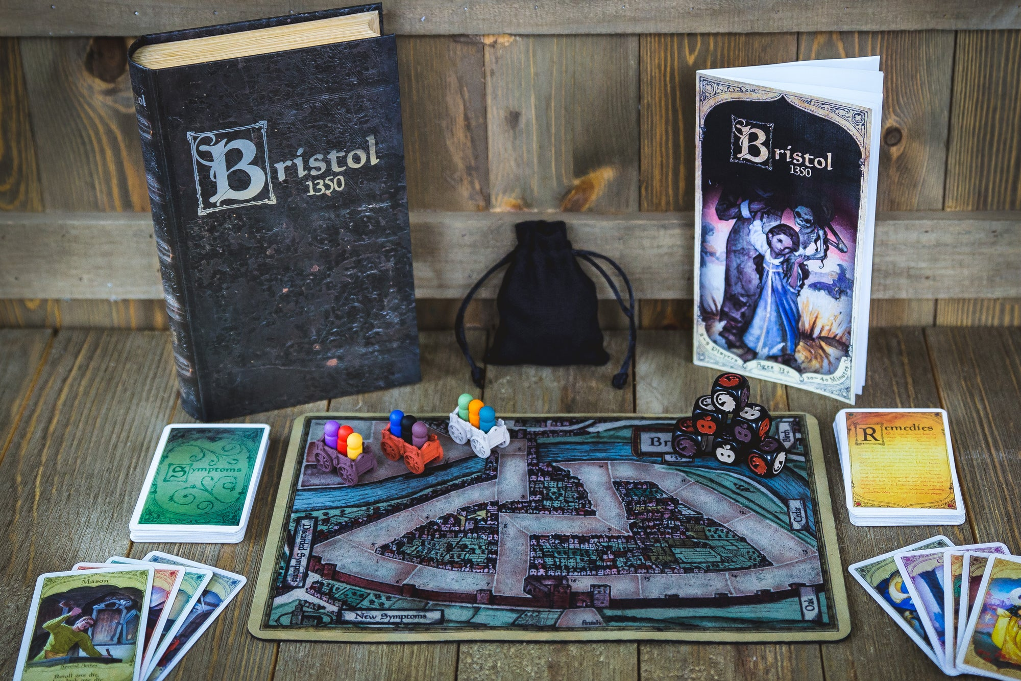 Bristol 1350 Launches on Kickstarter May 26th!