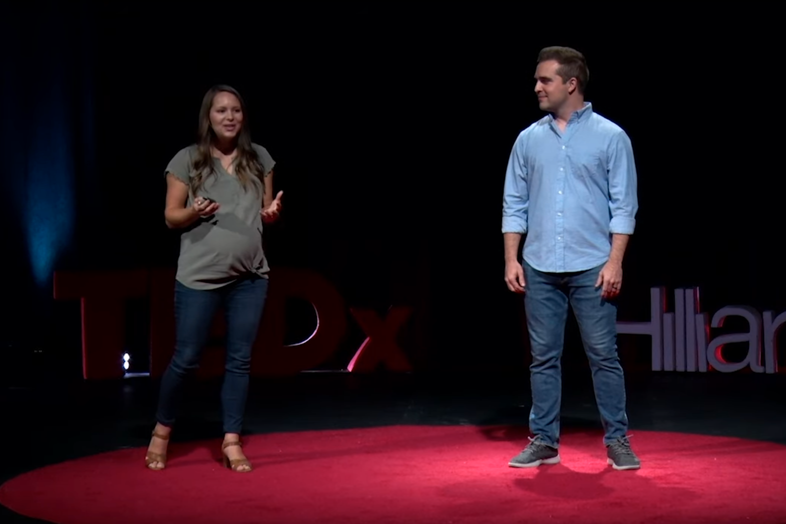Facade Games Founders Speak on the TEDx Stage