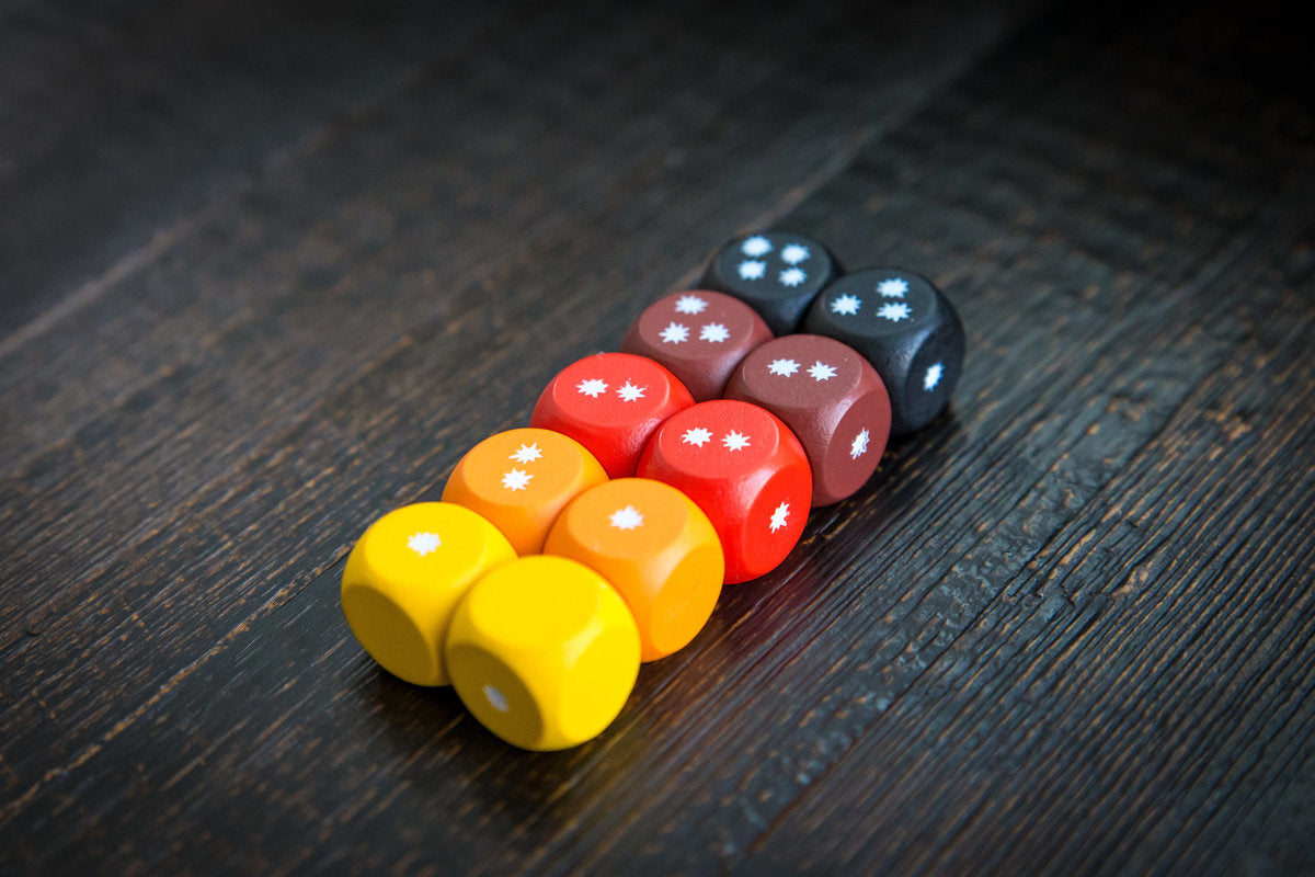 Why Every Board Game Needs a Little Luck
