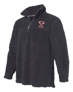 Boxercraft - Unisex Sherpa Fleece Quarter-Zip Pullover