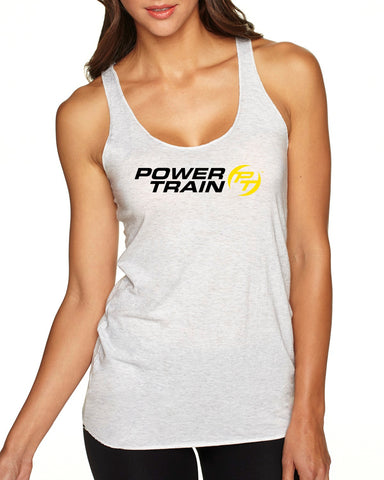 Next Level Ladies' Triblend Racerback Tank