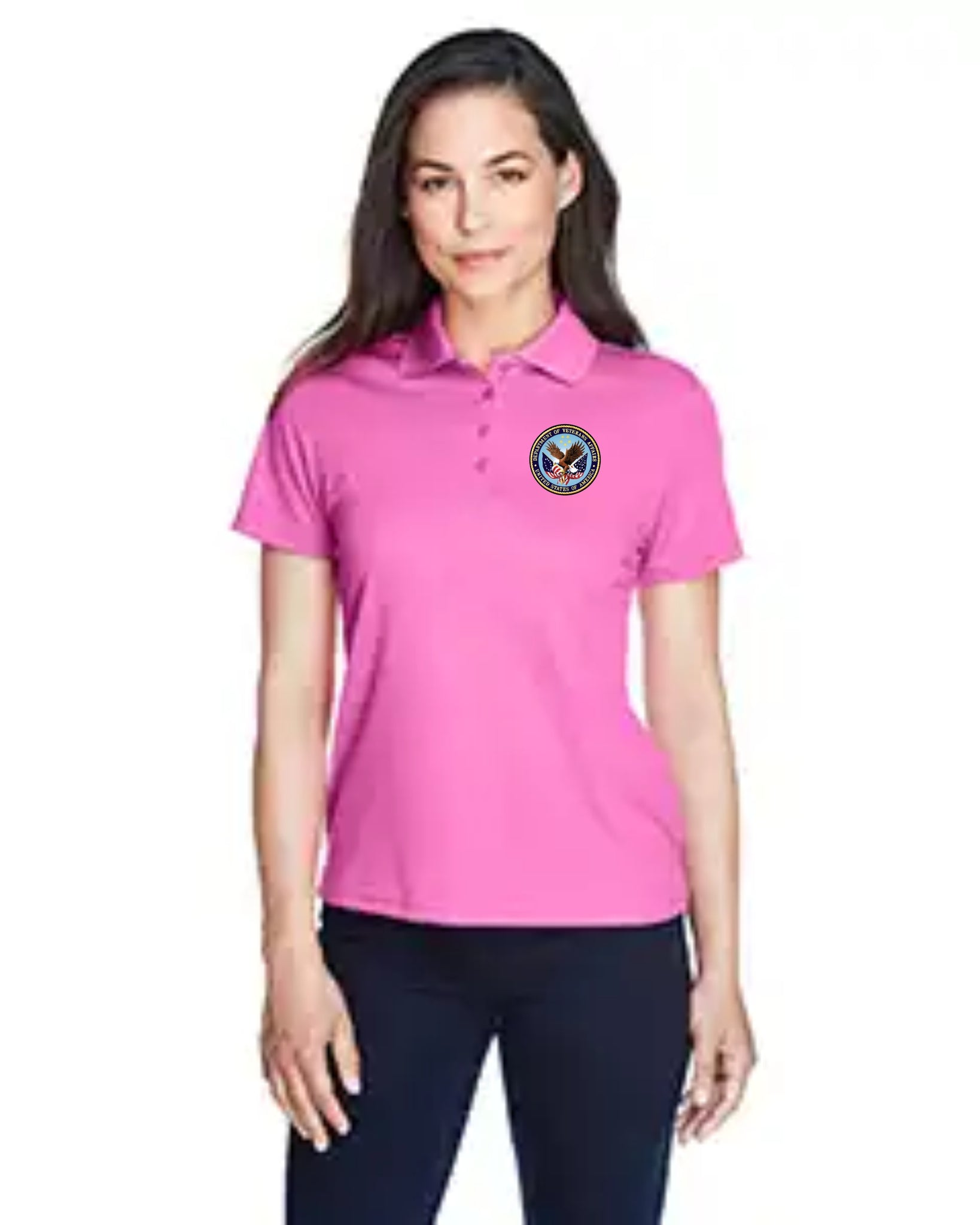 VA Core 365 Ladies' Origin Performance Piqué Polo