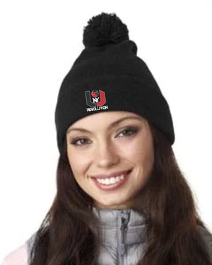 UNY Big Accessories Knit Pom Beanie