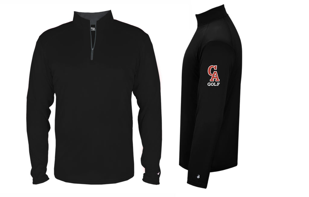 CA GOLF B-CORE 1/4 ZIP
