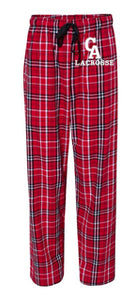 CA LAX Boxercraft - Flannel Pants With Pockets