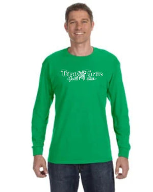 THIRSTY TURTLE Gildan Adult Ultra Cotton® 6 oz. Long-Sleeve T-Shirt