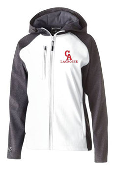 CA LAX Holloway Men's Raider Soft Shell Jacket